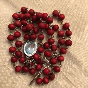 Jewelry - Rose scented Rosary